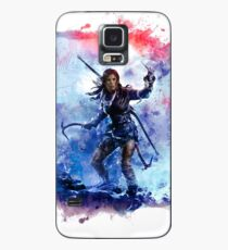 Tomb Raider Painting Case/Skin for Samsung Galaxy