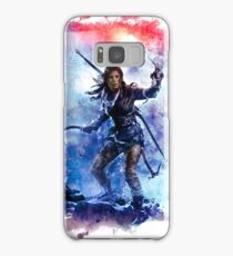 Tomb Raider Painting Samsung Galaxy Case/Skin
