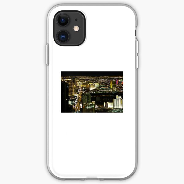 The Strip from the Stratosphere iPhone Soft Case