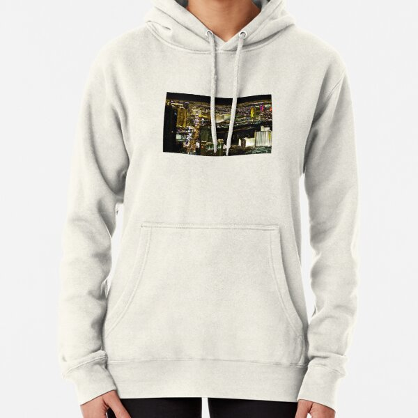 The Strip from the Stratosphere Pullover Hoodie