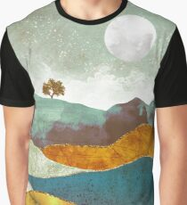 Night Fog Graphic T-Shirt