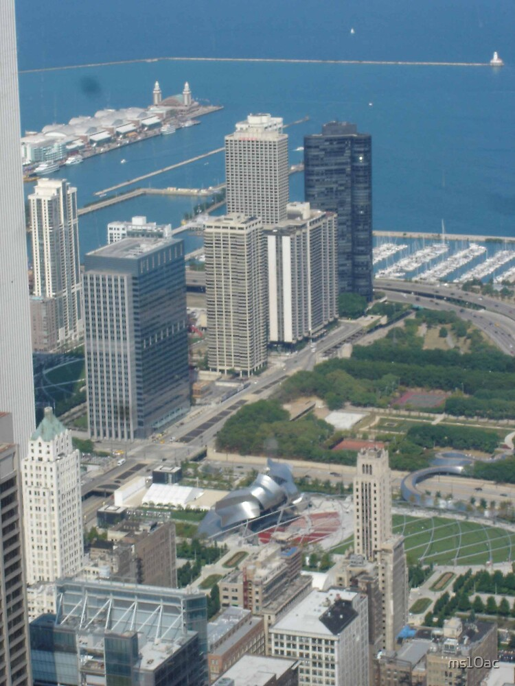Chicago by Day by ms10ac