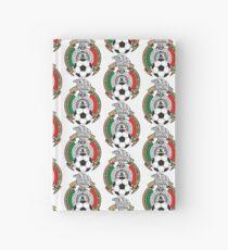 Mexiko Fußball Notizbuch