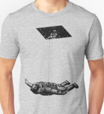 step down from space Unisex T-Shirt