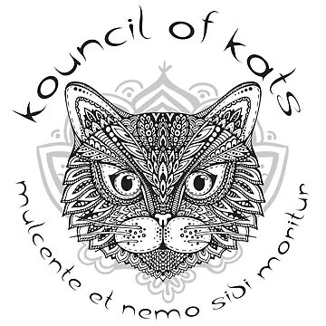 Kouncil of Kats by BoldHeresies