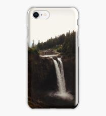 The Great Northern Waterfall iPhone Case/Skin