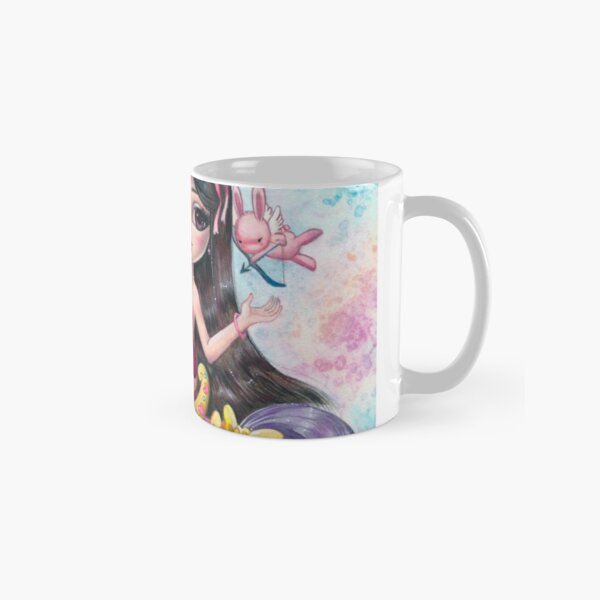 Artemide And The Love Bunny Classic Mug