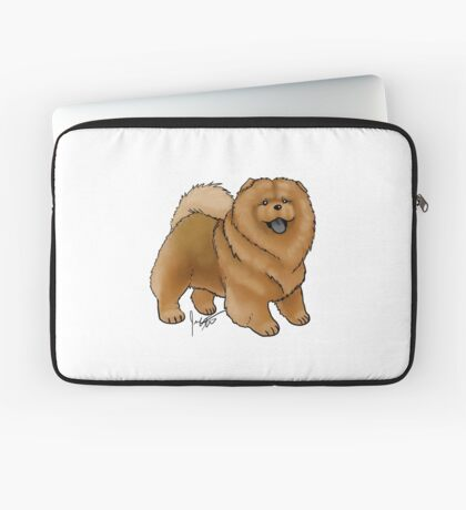 Chow Chow Laptop Sleeve