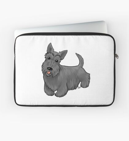 Scottish Terrier Laptop Sleeve