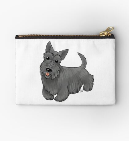 Scottish Terrier Studio Pouch