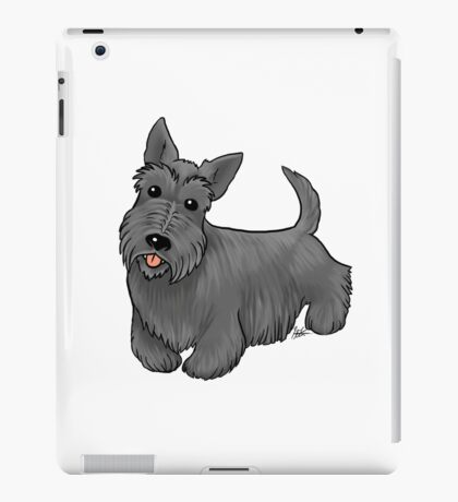 Scottish Terrier iPad Case/Skin