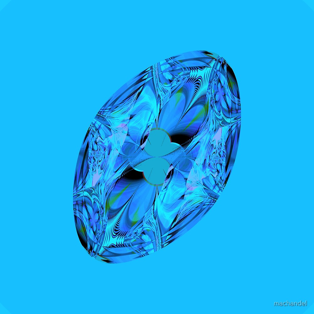 blue jewel by machandel