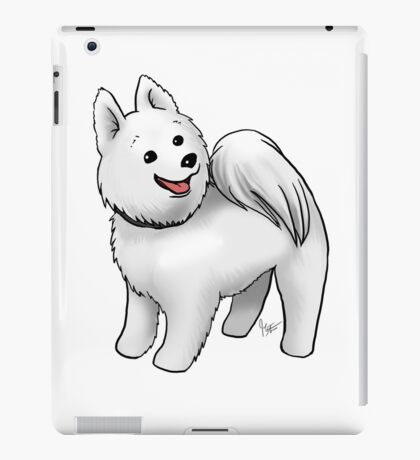 Samoyed iPad Case/Skin