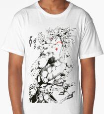 JOJO Dio Brando (Black) Long T-Shirt