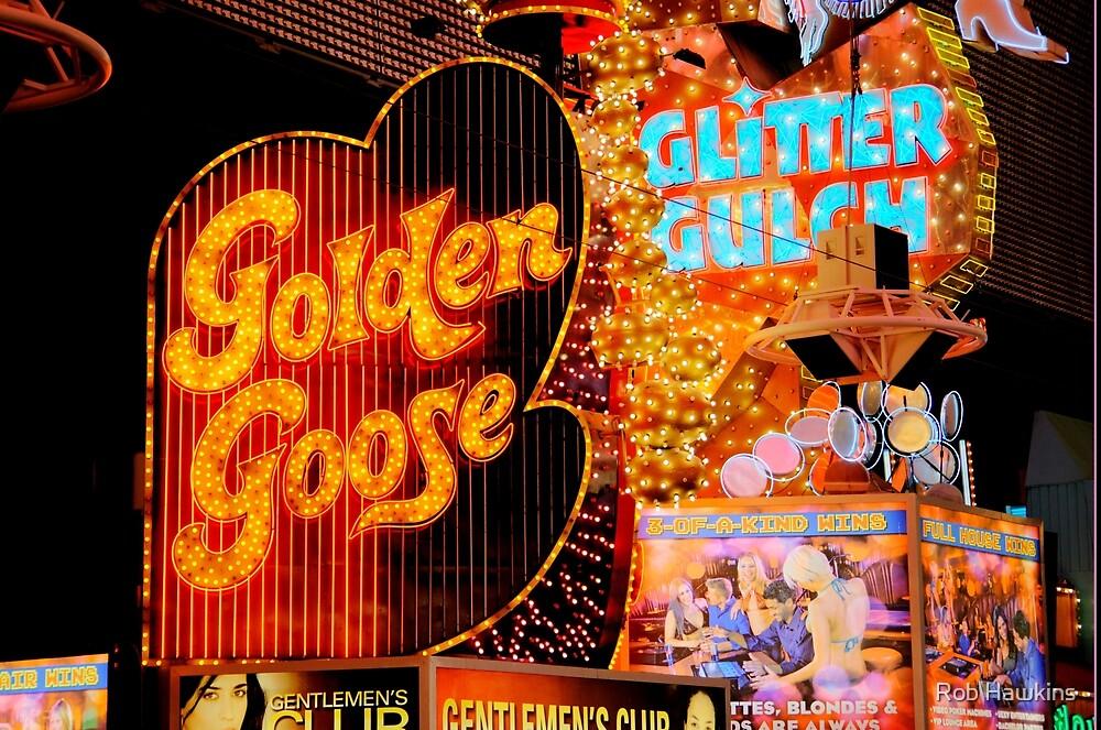 Glitter Gulch  by Rob Hawkins