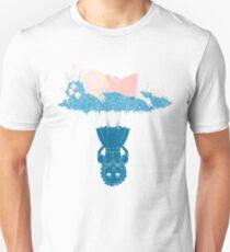 Sleeping and Waking Unisex T-Shirt