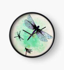 Dragons Clock