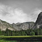Half Dome (WIDE) by Dan Jesperson