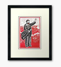 Chairman Mao Framed Print