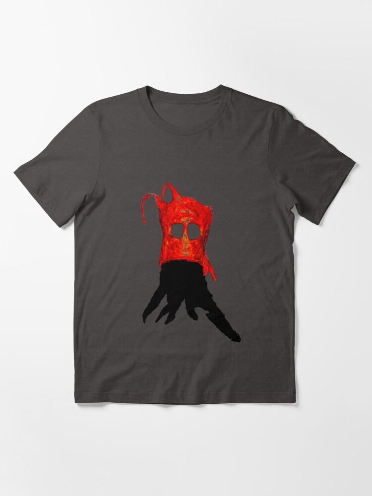 Alternate view of The Broken Face Essential T-Shirt