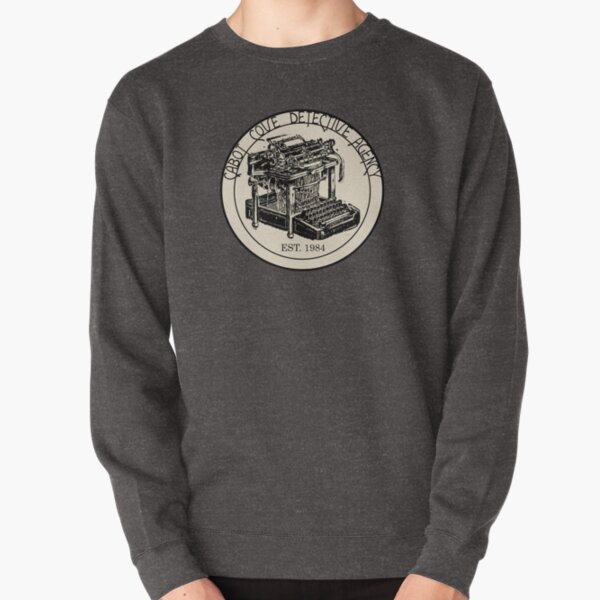 Cabot Cove Detective Agency Pullover Sweatshirt