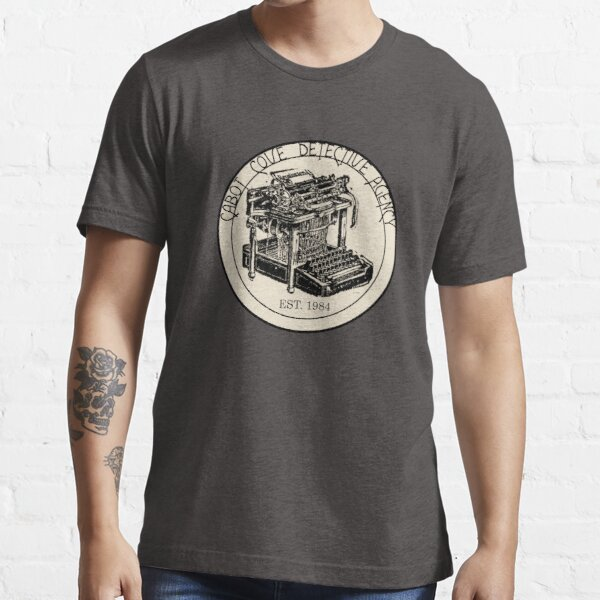 Cabot Cove Detective Agency Essential T-Shirt