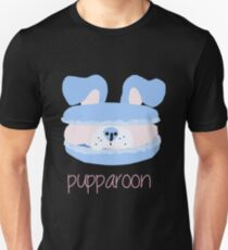 Pink And Blue Pupparoon Unisex T-Shirt
