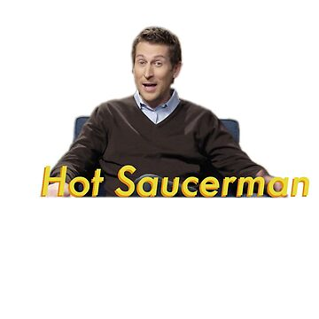 hot saucerman by gmfindley