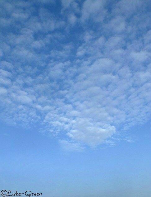 Blue Sky by Luke-Green