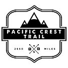 Pacific Crest Trail -  PCT Mountain Hiking Backcountry Camping by VisionQuestArts
