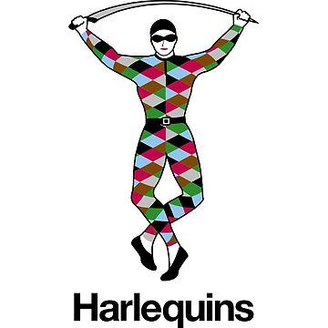 Harlequins FC by bendorse