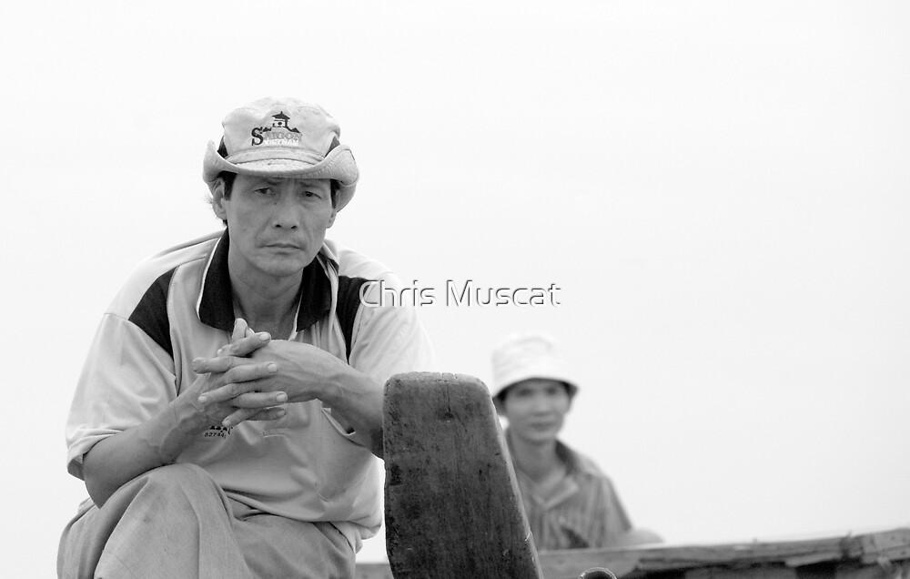 Mekong Delta Vietnam by Chris Muscat