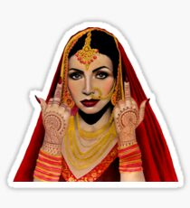 Not Your Bride Sticker