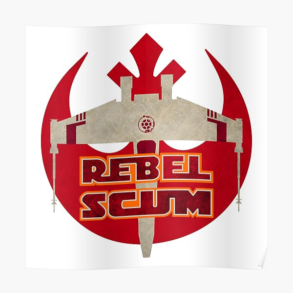 Join the Rebellion Poster