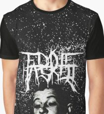 Eddie Haskell: Mapleton Drive Powerviolence Graphic T-Shirt