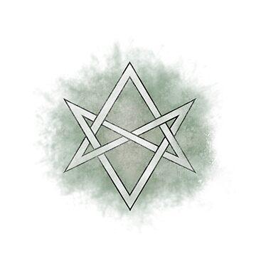 Unicursal Hexagram 1 by IshimaruOwO