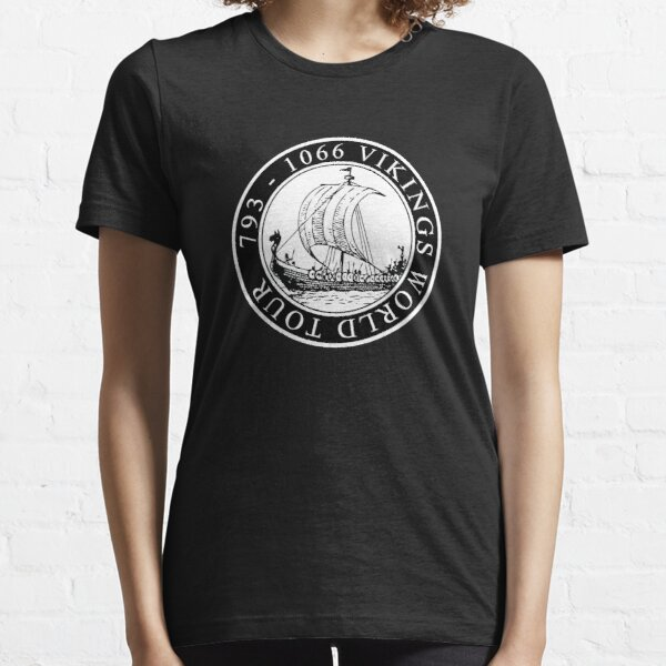 Vikings World Tour / Wikinger / Vikings Essential T-Shirt