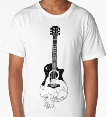 The intriguing sounds of nature Long T-Shirt