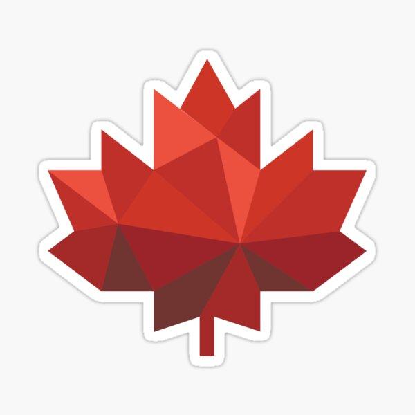 Oh, Canada Sticker