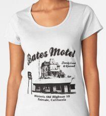 Bates Motel Logo Women's Premium T-Shirt