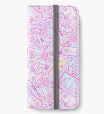 Einschalten! iPhone Flip-Case/Hülle/Klebefolie