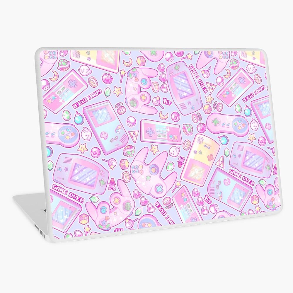 Power Up! Laptop Skin