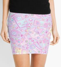 Power Up! Mini Skirt