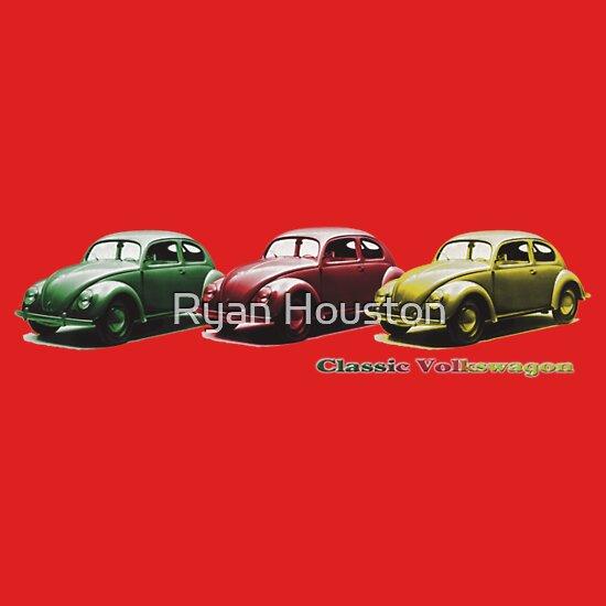 TShirtGifter presents: Classic Volkswagon Beetle