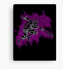 TMNT Donnie Canvas Print