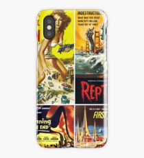 Sci-Fi Movie Poster Collection #10 iPhone Case/Skin