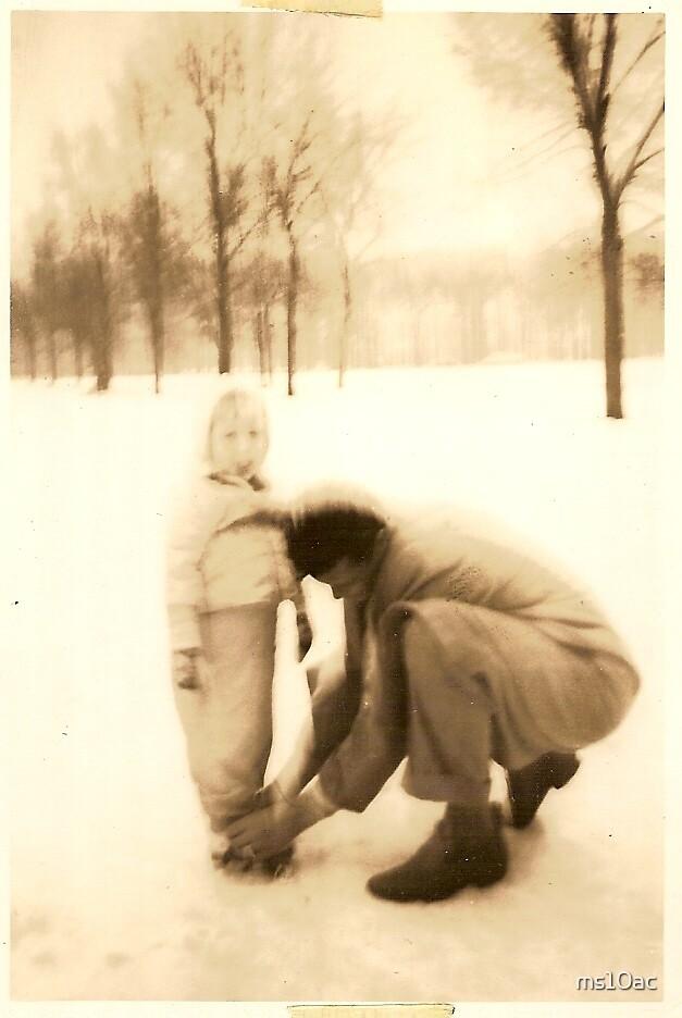 1947 Winter in Detroit by ms10ac