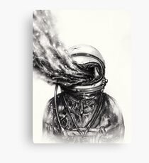 Transposed Canvas Print