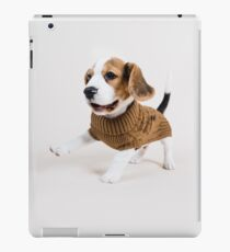 Winnie the Beagle Puppy iPad Case/Skin