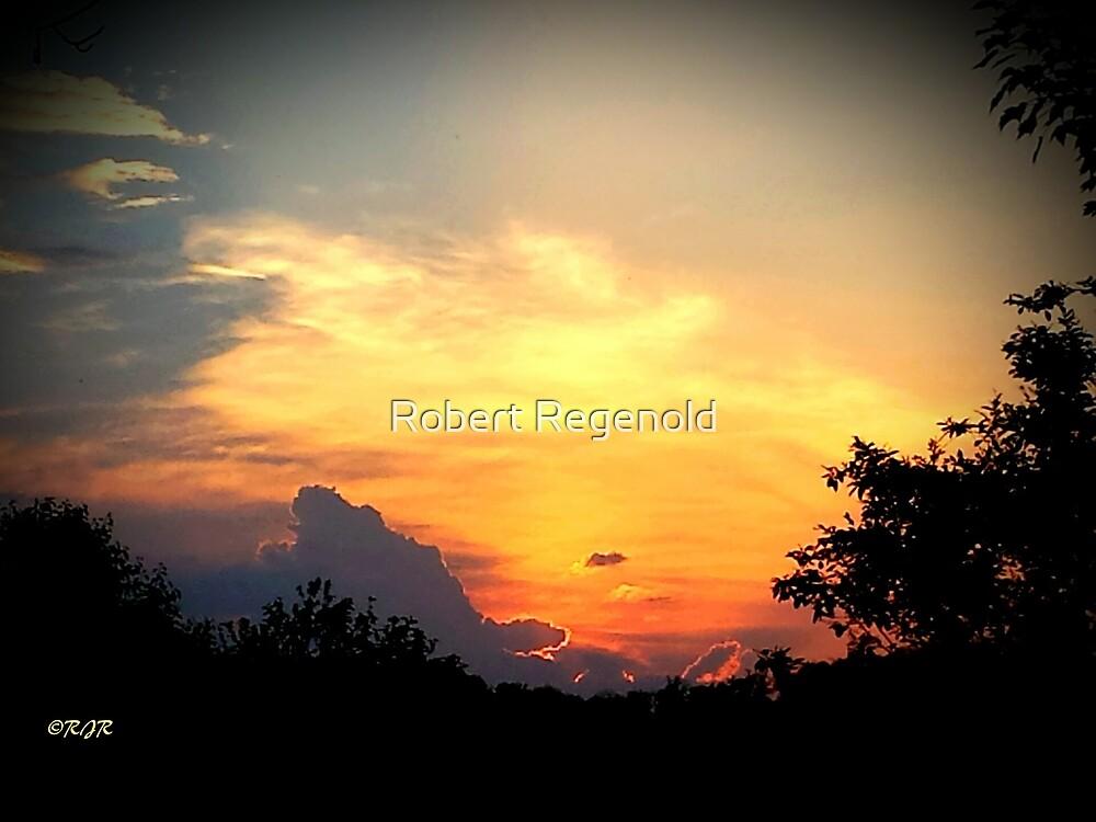 """Warm Sunset"" by Robert Regenold"